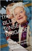 Douglas Blue Rinse Cover