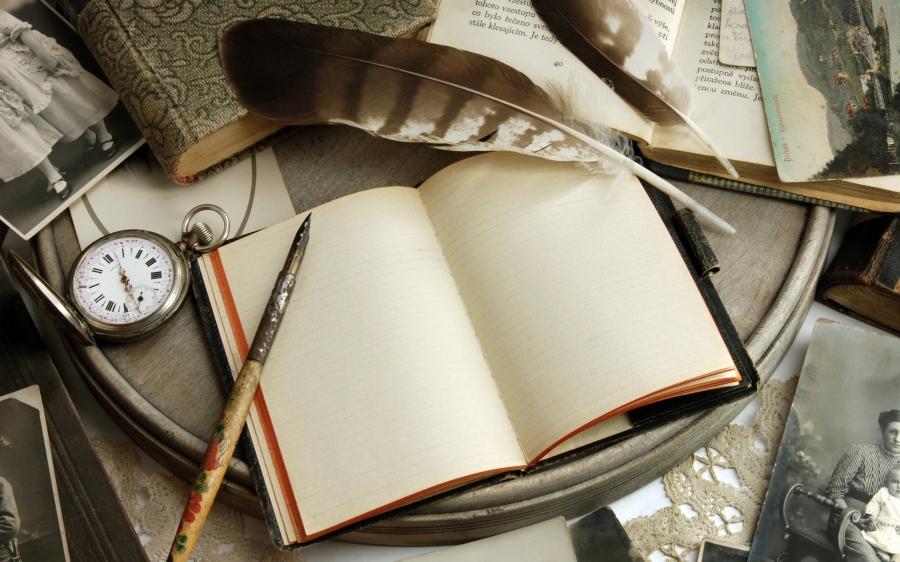books_vintage_paper_cards_notebook_retro_74362_3840x2400