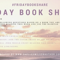 #FridayBookShare - Barbed Wire and Cherry Blossoms