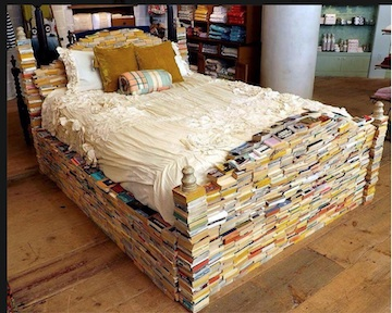 bed-made-of-books