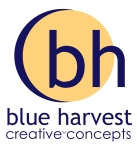 Blue Harvest Logo Final - Stacked