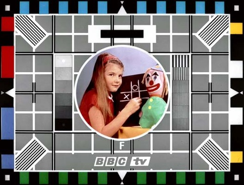 Test Card F  (c) 2002 BBC Television