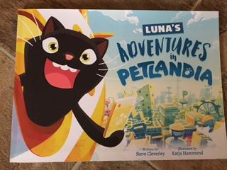 Bookreview Luna S Adventures In Petlandia