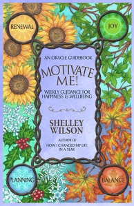 Motivate Me, Oracle Guide Book, Motivate Me, Author Shelley Wilson, BHC Press