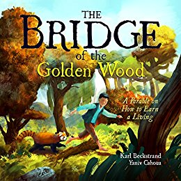 The Bridge of the Golden Wood