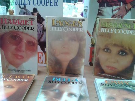 Jilly Cooper