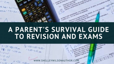 A parent's survival guide to revision and exams