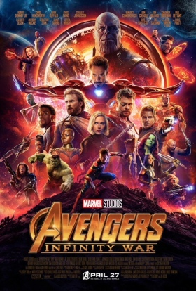 Infinity War Film Review