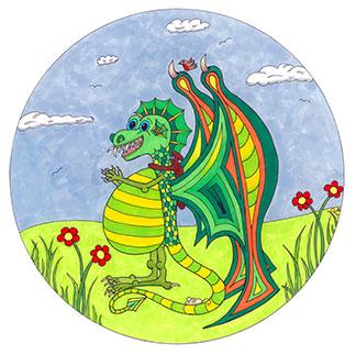 Dragon-ColourSM