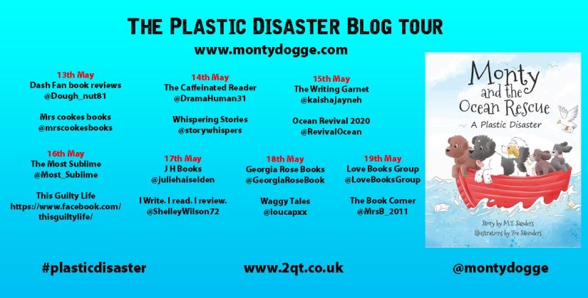 blog tour poster1 Monty Dogge