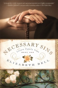 Necessary Sins by Elizabeth Bell, Top 10 Writing Tips,