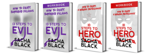 Sacha Black, Top 10 Writing Tips, Writing Craft