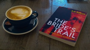 AA Abbott, The Bride's Trail, Top 10 Writing Tips
