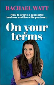 On Your Terms, Rachael Watt, Book Review