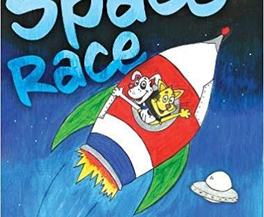 The Space Race, Liz Butler, Kate Gallagher, Book Review