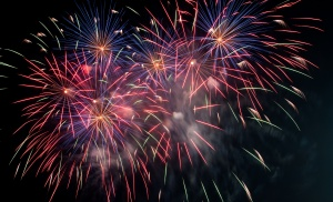 Author Shelley Wilson, Top 10 Blog Posts 2019, Fireworks