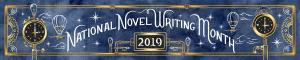 NaNoWriMo 2019, Author Shelley Wilson