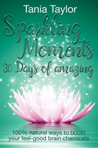 Sparkling Moments, 30 Days of Amazing, Tania Taylor, MIBA Publishing