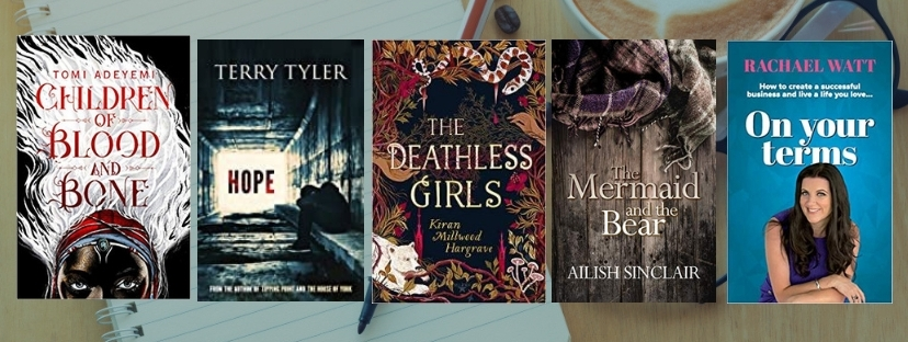 My Top 5 Favourite Reads of 2019, Author Shelley Wilson