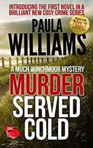 Paula Williams, Murder Served Cold