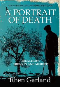 Rhen Garland, A Portrait of Death, Versipellis Mysteries