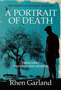 Rhen Garland, A Portrait of Death, Versipellis Mysteries