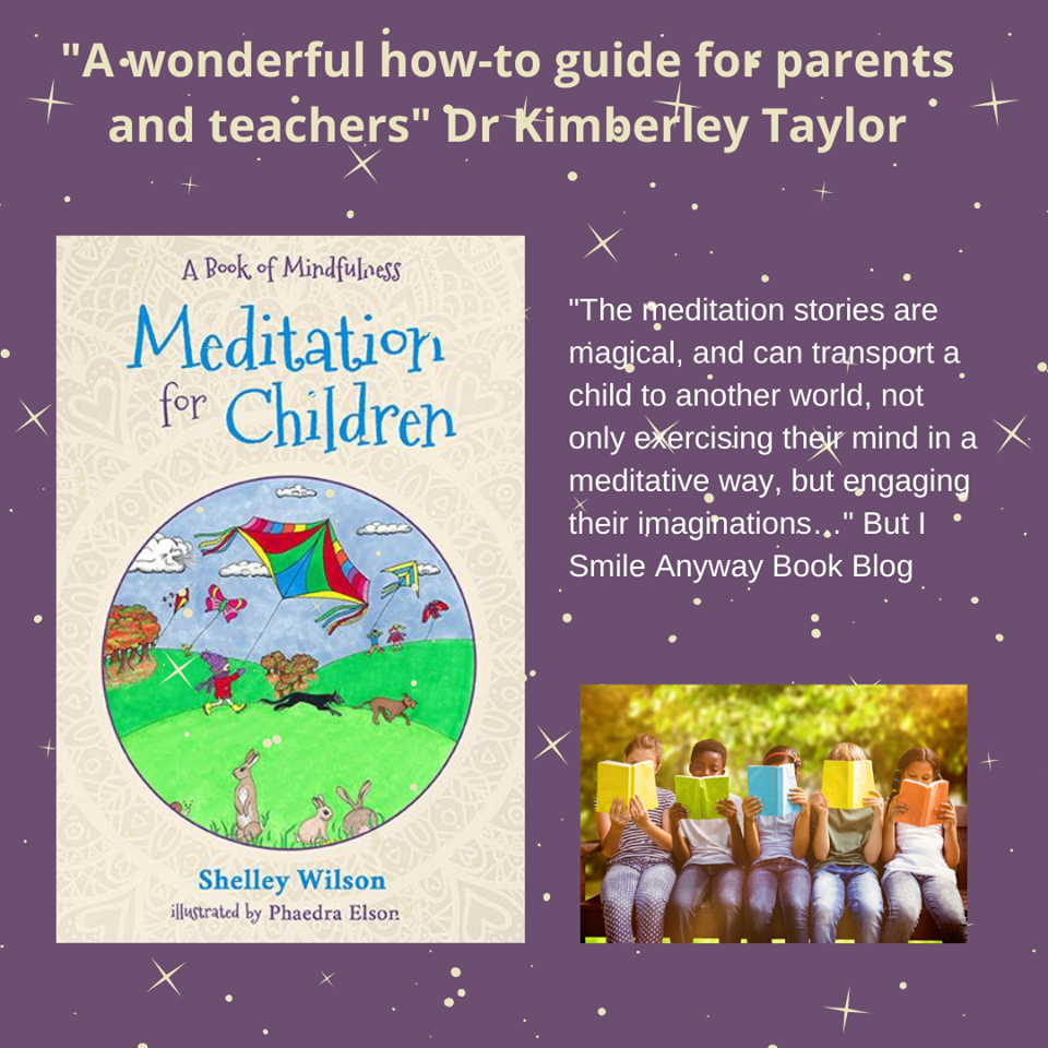 Meditation for Children, Shelley Wilson Author,