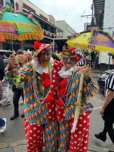 Mardi Gras 2020, NOLA, New Orleans