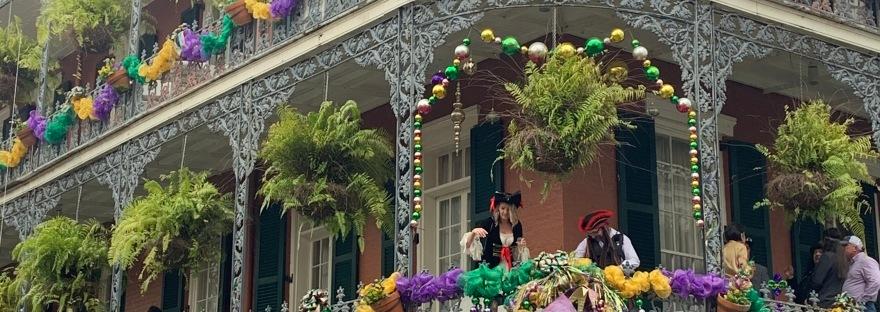 Mardi Gras 2020, New Orleans