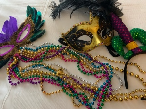Mardi Gras, Author Shelley Wilson